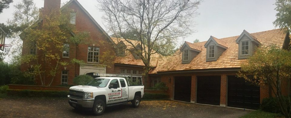 Local Roofing Contractor - A.B. Edward Enterprises, Inc