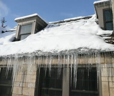 Ice Damming & Snow Removal