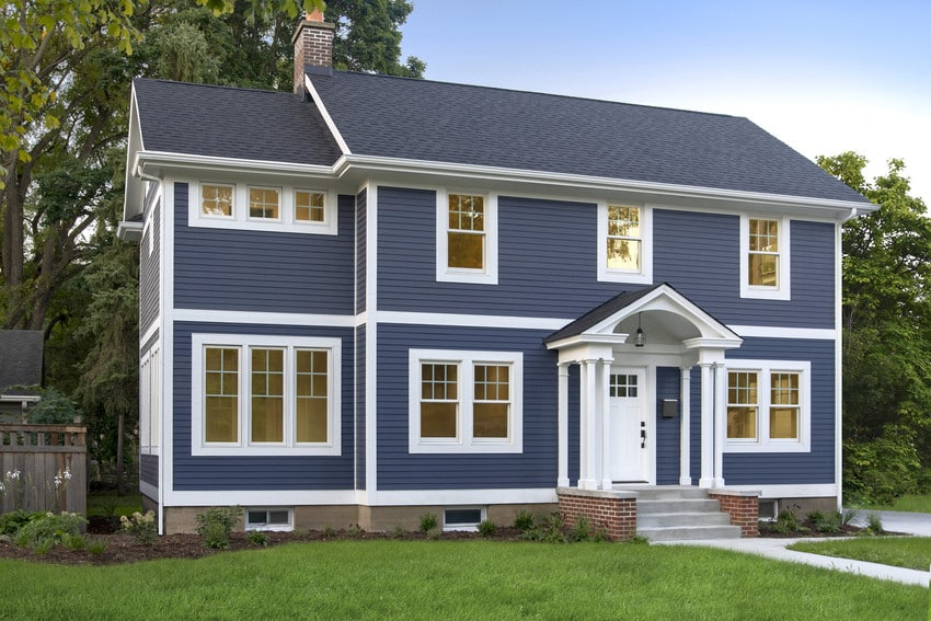 Historic Roots & Modern Protection by James Hardie Siding Chicago
