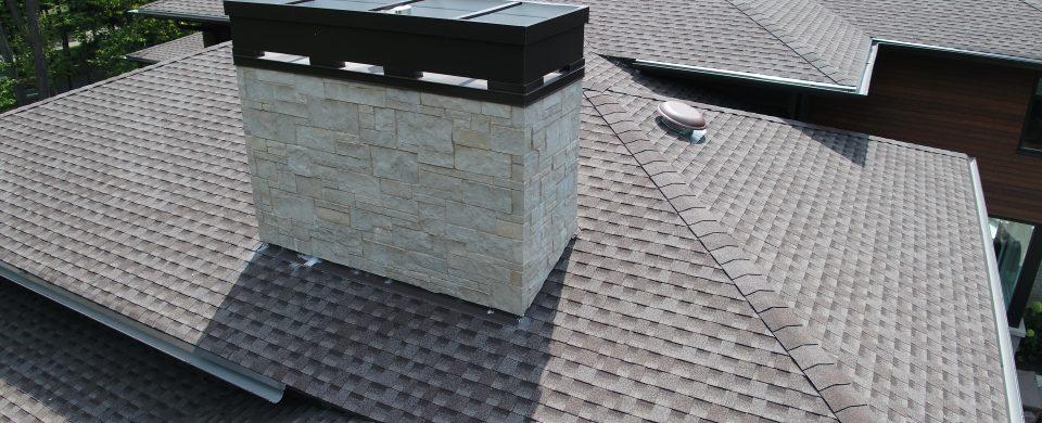 Asphalt Shingle Roof by AB Edward Enterprises, Inc