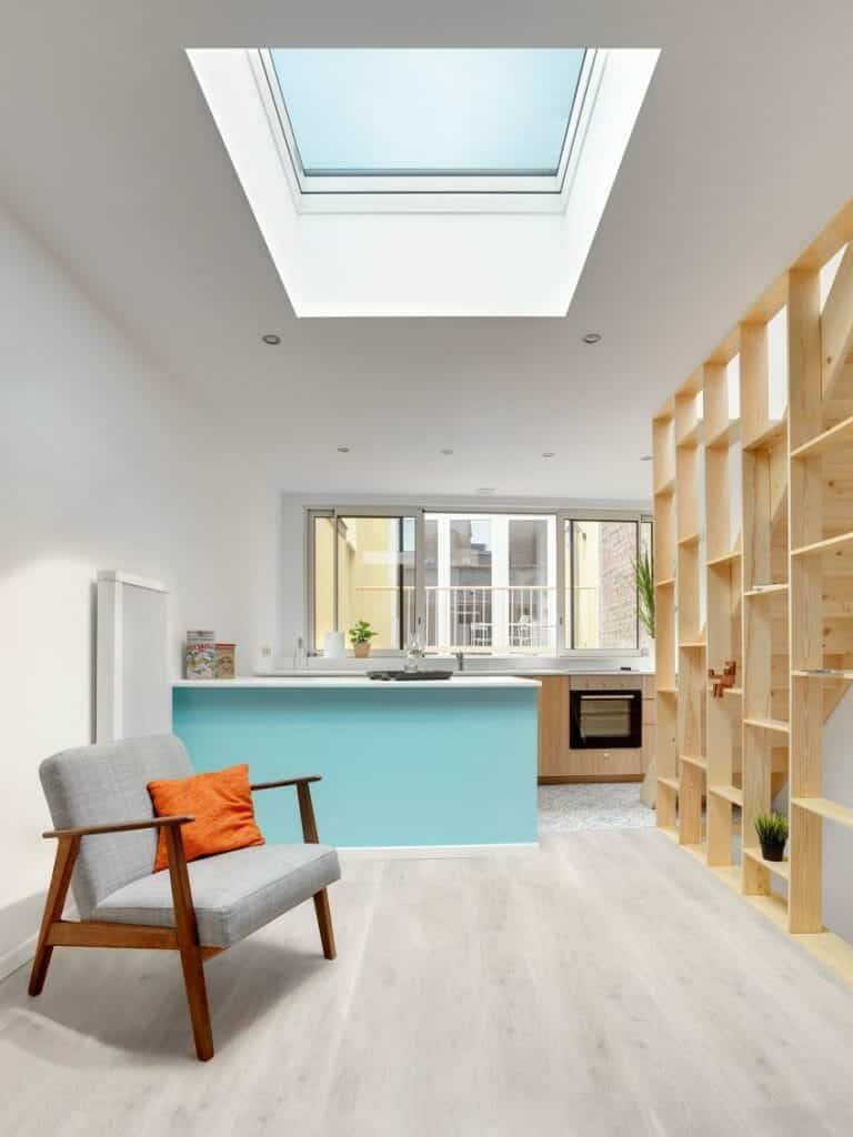 Fakro Walkable Skylight DXW Photo 2