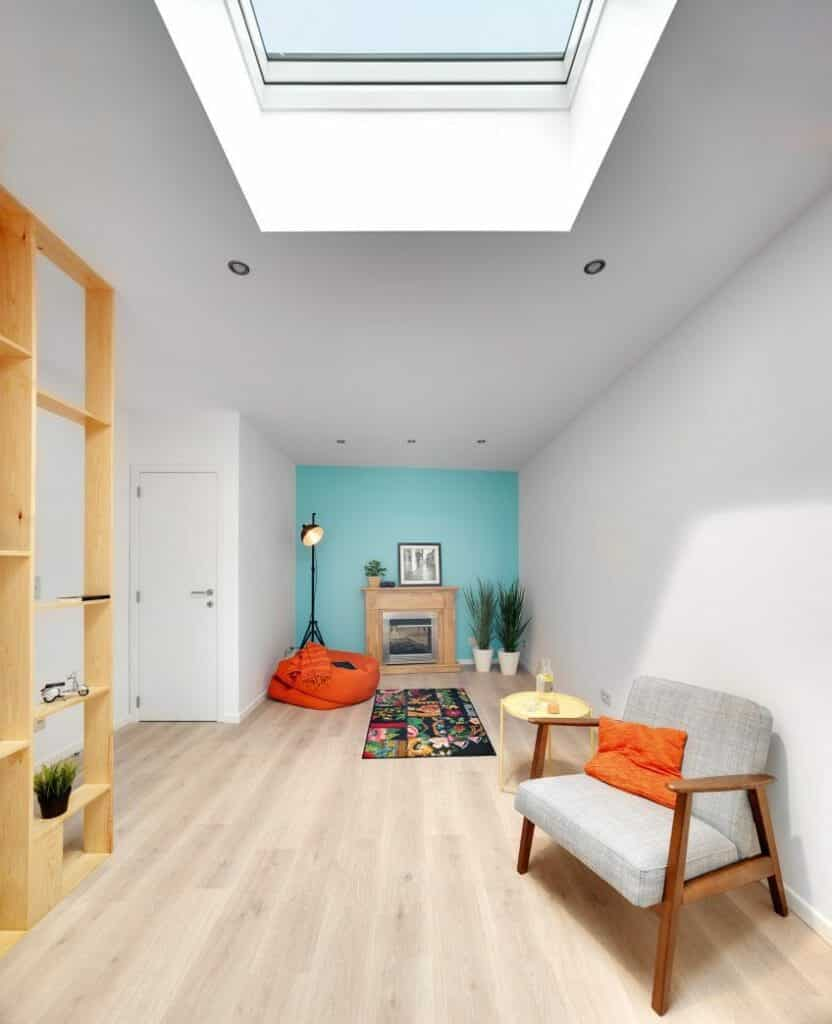 Fakro Walkable Skylight DXW Photo 1