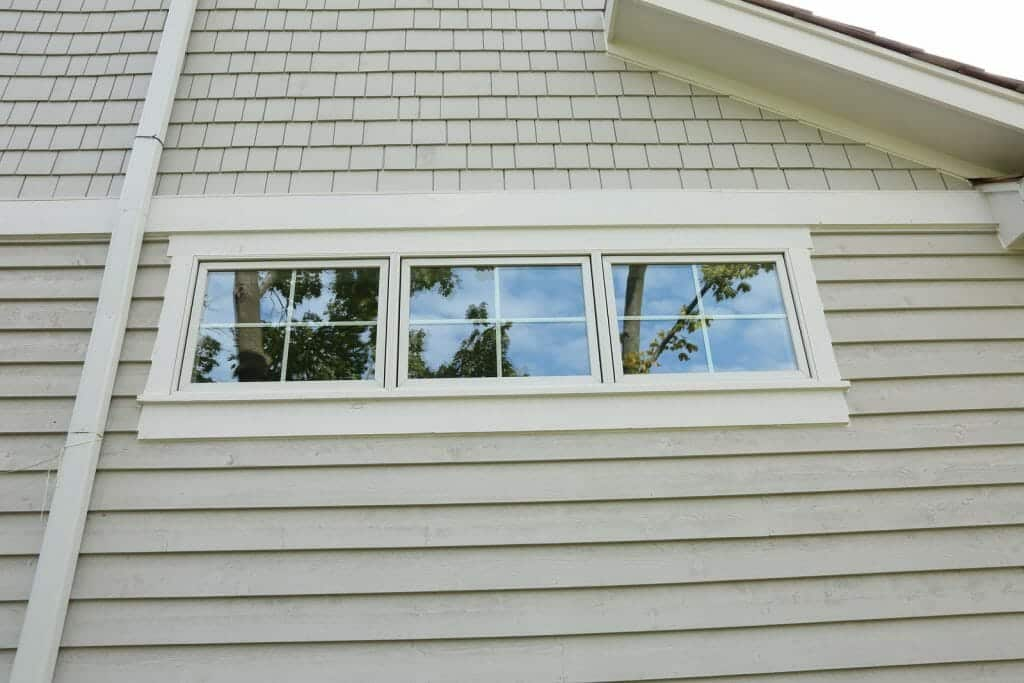 Window replacement can improve the look of your house