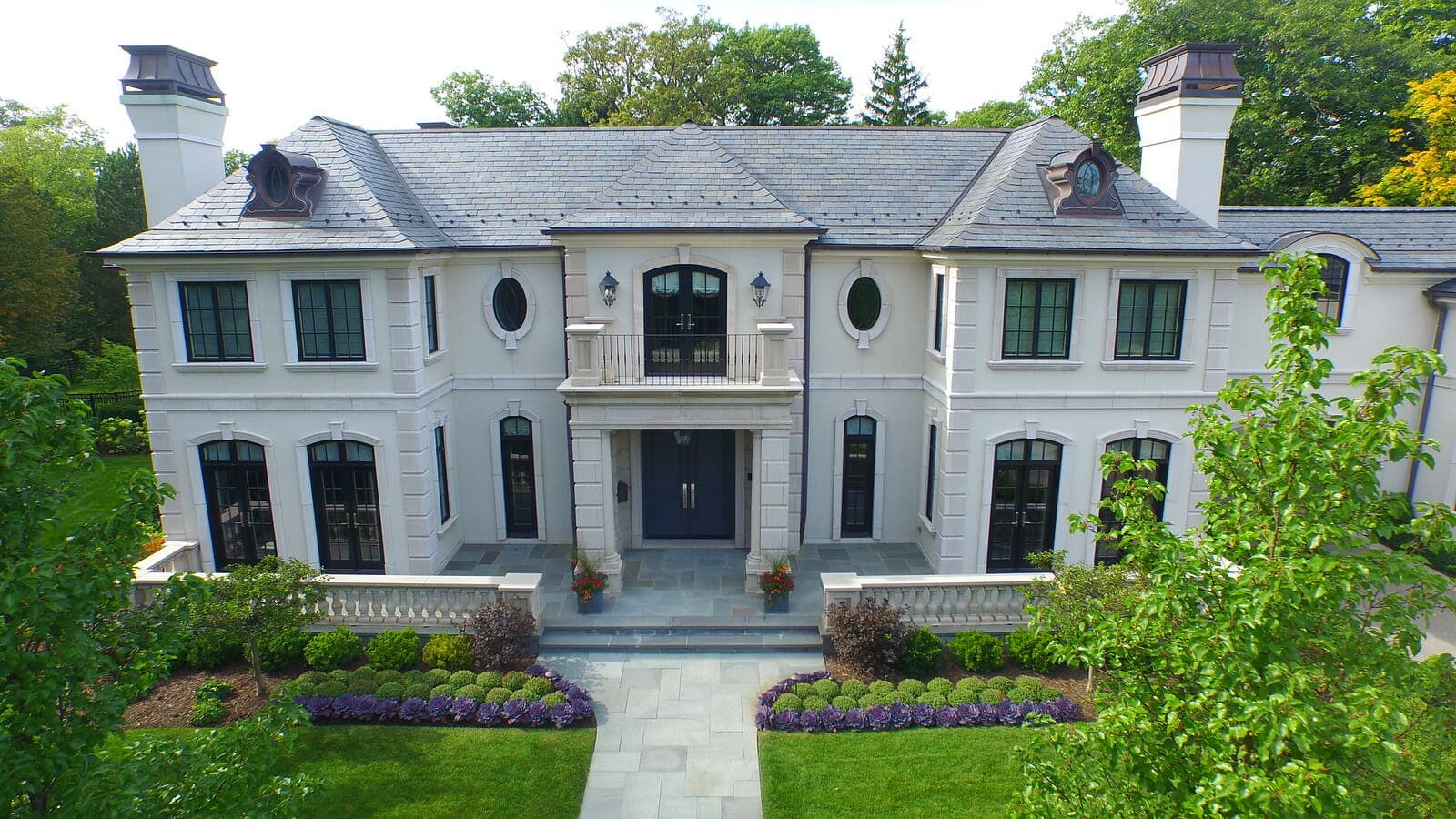 Slate roofs can improve the look and value of your home