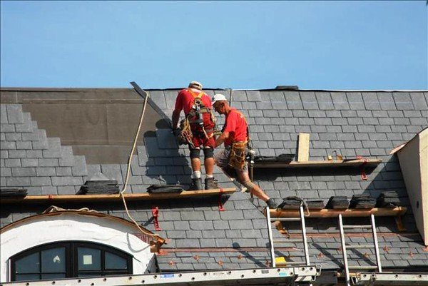 Fall roof maintenance is best handled by a professional