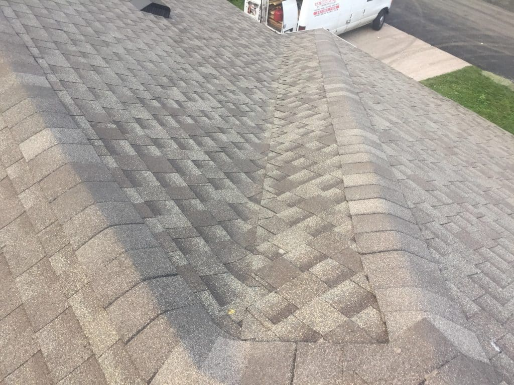 Regular roofing inspections and repair is an investment in your home