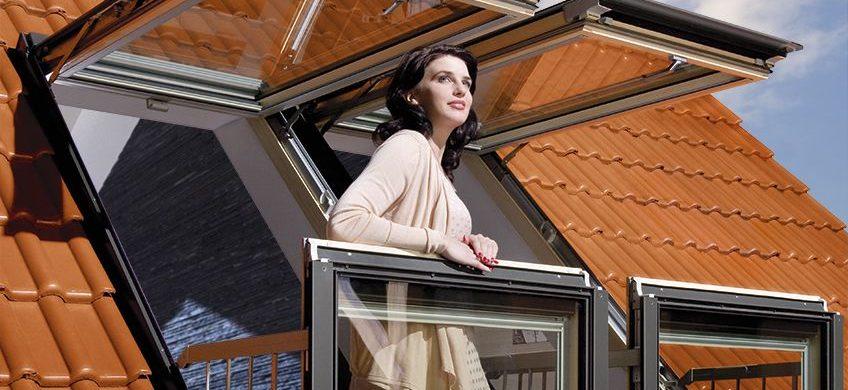 FAKRO Balcony Windows