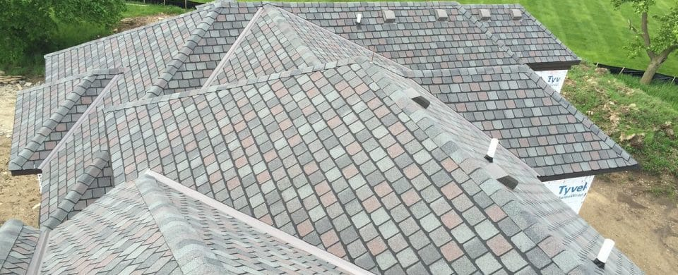 Asphalt Roofing Shingles by A.B. Edward Enterprises, Inc.