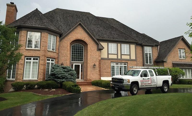 Roof Replacement - A.B. Edward Enterprises, Inc. (847) 827-1605