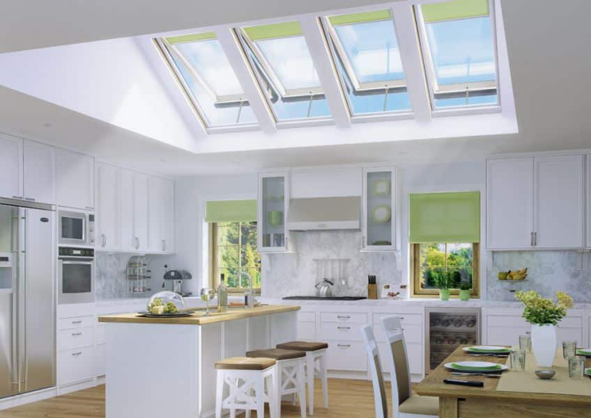 FAKRO Skylights: 6 Key Benefits of Having Skylights