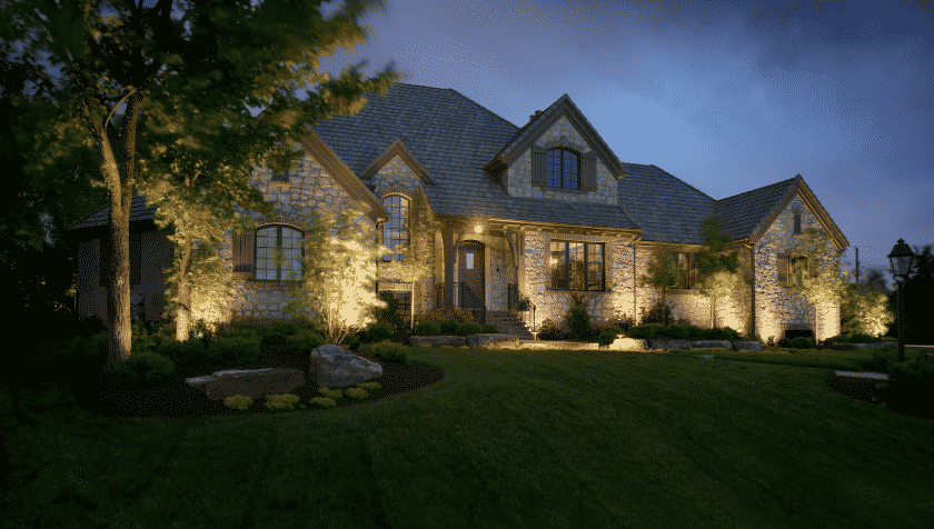 Improve Lighting Around Your Home's Exterior