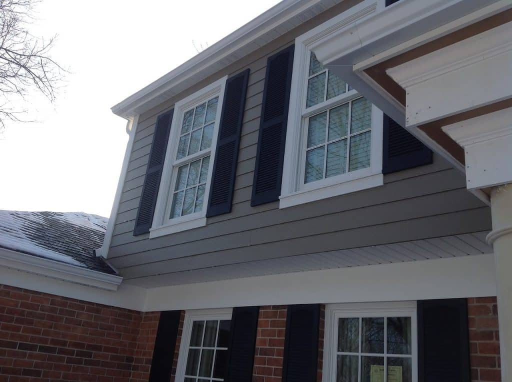 James Hardie FIber Cement Siding