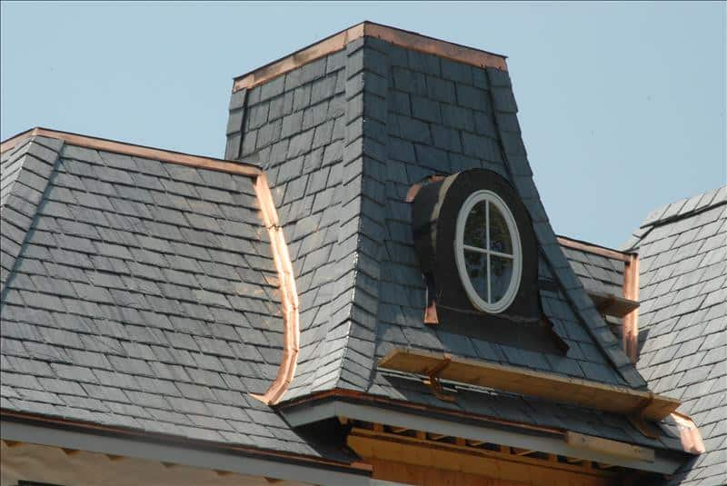 Natural Slate Roofing Benefits